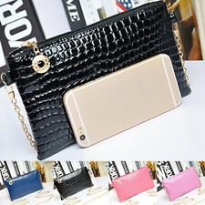 2015 Women Handbag Leather Messenger Bag Crossbody Clutch Shoulder Bag Free Ship