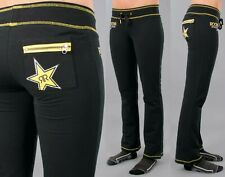 ONE INDUSTRIES WOMENS ROCKSTAR POWER LOUNGE PANTS TROUSERS BLACK girls motocross
