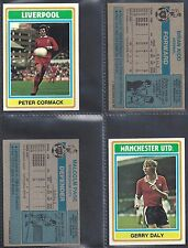 TOPPS - FOOTBALL 1976 BLUE BACK (NUMBERS 301-330) PLEASE SELECT YOUR CARD.