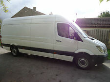 2012 (12 reg) Mercedes-Benz Sprinter 316CDI LWB High Roof Van,