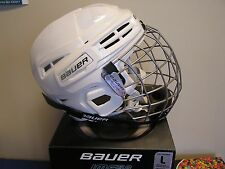 Bauer IMS 5.0 Hockey Helmet with Cage