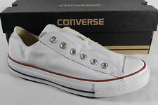 Converse All Star Slippers, white, Textile/ Canvas, New