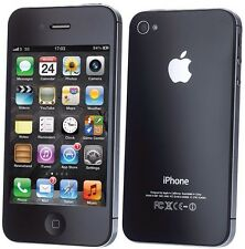 Apple iPhone 4S 32GB BLACK - A-Ware & OHNE VERTRAG