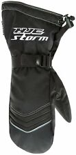 HJC Mens Storm Insulated Fleece Lined Waterproof Gauntlet Snowmobile Mittens