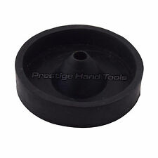 """Rubber Sprue Base 8.9cm""""for perforated flasks Cylinders Vacuum wax Casting"""