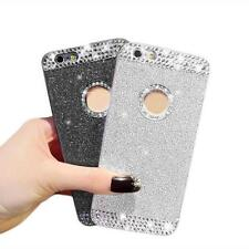 Luxury Glitter Bling Hard Shell Crystal Rhinestone Cover Case For IPhone 6 Plus