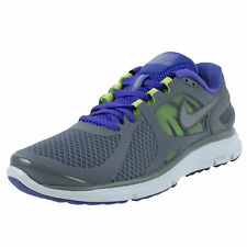 NIKE LUNARECLIPSE 2 COOL GREY REFLECT SILVER PURE PURPLE 487983 005
