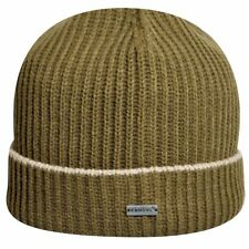 Kangol Men's Fully Fashioned Pull-On Cap Beanie Hat (One Size Fits Most)