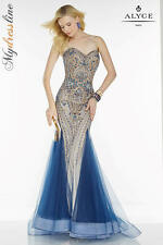Alyce 6528 Evening Dress ~LOWEST PRICE GUARANTEED~ NEW Authentic Gown