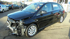 Mercedes-Benz B180 1.5CDI ( 109bhp )SE DAMAGED REPAIRABLE SALVAGE