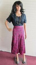 New Simply Be Being Casual 2 piece set Skirt Top Size 20 UK Magenta