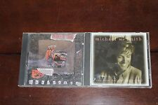 Michael W. Smith music cd's - Lot of 2 - Christmas, First Decade