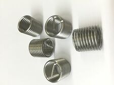 5/16 x 18 UNC Stainless A4 Thread Repair Insert Helicoil x 1.5 Height