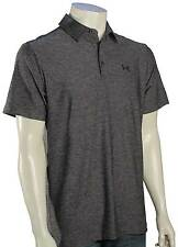 Under Armour Playoff Polo - Carbon Heather - New