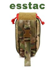 Esstac DStac Medical Blow Out Pouch/IFAK-Multicam-Coyote-Olive-Blk-Kryptek-Wolf