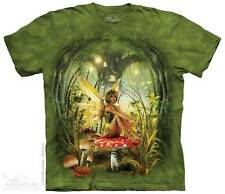 TOADSTOOL FAIRY ADULT T-SHIRT THE MOUNTAIN