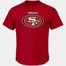 NEW Mens MAJESTIC San Francisco 49ERS Critical Victory Red NFL Big & Tall Shirt