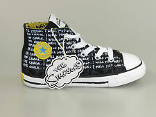 Converse Kids AllStar CT HI 741390C Black/Multi + new + all sizes