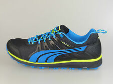Puma Faas 300 TR 186530 06 black blue fluo yellow Running shoes + new +