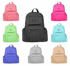 Unisex Backpack Travel Leisure Ladies Children Shoulder School Bag Tablet