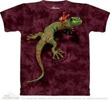PEACE OUT GECKO ADULT T-SHIRT THE MOUNTAIN