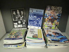 Huge Collection Of Bedford Blues Rugby Programmes - 84 Programmes! (ID:31242)