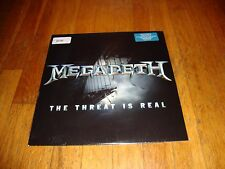 MEGADETH the threat is real VINYL SINGLE universal BLACK FRIDAY 2015 colored USA