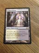 Magic The Gathering Collector Cards - Godless Shrine