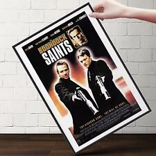 BOONDOCK SAINTS Movie Poster | Cubical ART | Gifts | FREE Shipping