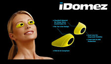 iDOMEZ SUN TANNING UV EYE PROTECTION GOGGLES INDOOR OR OUTDOOR SUN TANNING
