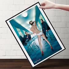 NIP/TUCK TV Show Poster | Cubical ART | Gifts For Guys, Geeks | FREE Shipping