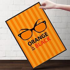 ORANGE IS THE NEW BLACK TV Show Poster | Cubical ART | Gifts | FREE Shipping