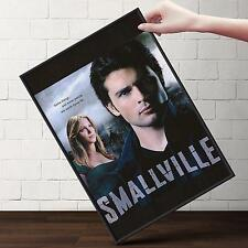 SMALLVILLE TV Show Poster   Cubical ART   Gifts For Guys, Geeks   FREE Shipping