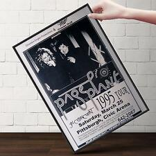 LED ZEPPLIN CONCERT Poster | Cubical ART | Gifts For Guys, Geeks | FREE Shipping