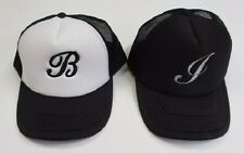 Trucker Caps with Personalised  Initial