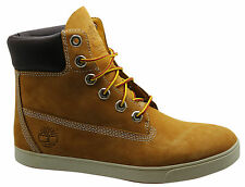 Timberland Earthkeeper Deering 6 Inch Womens Boots Wheat Leather 8751R T2