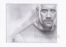 Custom A4 Pencil Drawing From Photographs - Personalised Portrait / Hand Drawn