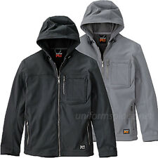 Timberland PRO Jacket Water-Repellent Softshell Stretch Jackets Zip Hooded A11BY