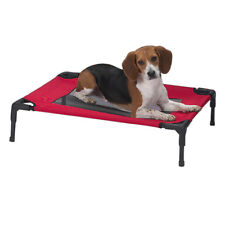 PET COT With Mesh Panels Elevated Dog Bed Guardian Gear Lightweight Durable NEW!