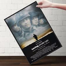 SAVING PRIVATE RYAN MOVIE Poster | Cubical ART | Gifts For Guys | FREE Shipping