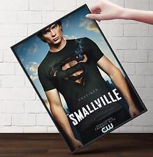 SMALLVILLE - DESTINED TV SHOW Poster   Cubical ART   Gifts   FREE Shipping