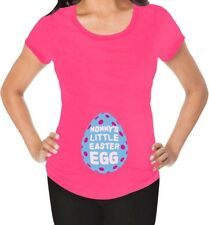 Mommy's Little Easter Egg - Cute Mom To Be Pregnancy Maternity Shirt Gift Idea