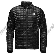 North Face Mens THERMOBALL TNF Black Full Zip Jacket M L XL 2XL