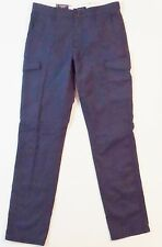Tommy Hilfiger Men's Navy Blue Cargo Pants