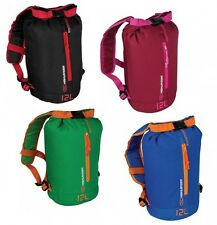 LIGHTWEIGHT ROLL TOP BAG DAYSACK backpack rucksack SHOWER PROOF bag Rockhopper