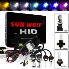 HID Bi-xenon H4 9004 9007 H13 Conversion Kit Slim Headlight High & Low Dual Beam