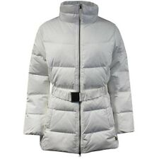 Timberland Down Filled White Womens Mid Length XL Coat Jacket (7442J 130 U57)