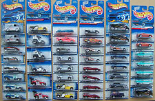 2000 Hot Wheels Choice Lot All Different With Variations #45 To #111 Lot 2 of 4