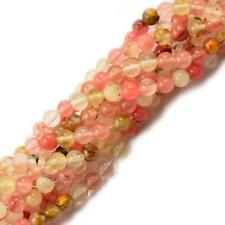 6mm/8mm/10mm/12mm Gemstone Round Loose Beads for Jewelry DIY Making 15''