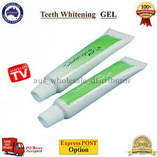 Professional White Teeth Whitening Tooth Gel Whitener Bleaching Toothpaste Kit
